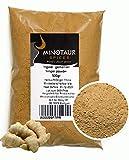 Minotaur Spices   Ingwer gemahlen, Ingwerpulver Ginger mild, 2 X 500g (1 Kg)